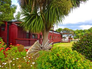 Overland Train Carriage, Port Fairy