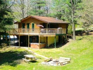 1st Choice Cabin - White Tail - Hocking Hills Ohio, Logan