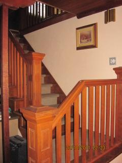 Escalier - stairs