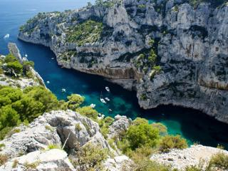 Location studio 4 pers proche calanques Marseille