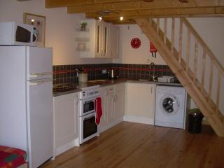 Buddleia kitchen area