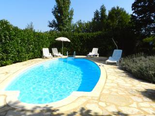 Charmante maison avec piscine - Saint-Avit-Sénieur