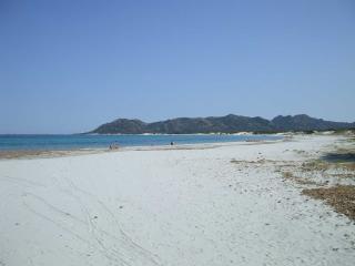 Appartamento a 100 metri dalla spiaggia, Capo Comino