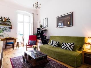 Stylish, Cozy, Homely Apartment in Prenzlauer Berg, Berlín