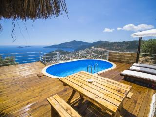 Honeymoon villa in Kiziltas kalkan, sleeps 2:143-2, Kalkan