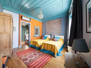 Tangerine House featured Maison Francaise Interior