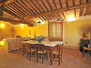 Appartamento panoramico tra olivi e vigne