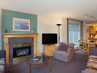 Woodrun Lodge 217 | Ski-in/Ski-out Condo, Fireplace, Common Hot Tub and Pool, Whistler