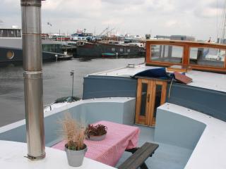 A315 beautiful design houseboat near City cen, Amsterdam