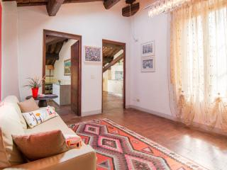 Delightful Lucca mansard apartment with 2 bedrooms