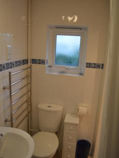 Bathroom With Wet-room Style Shower