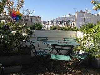 Appartement pour 6 personnes avec Terrasse à Paris, París