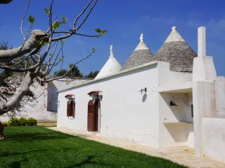 Beautiful Trullo in Puglia, Holiday and Relax