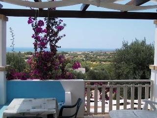 Bella Casa mare con panorama stupendo a Pescoluse