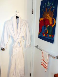Cozy plush robes for all to enjoy!