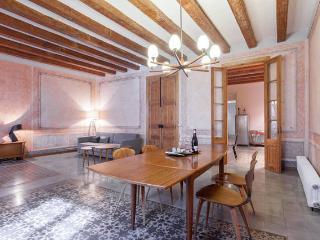 Apartamento de diseño vintage, Barcelona