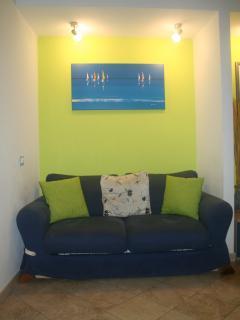 Sofà appartamento Glicine