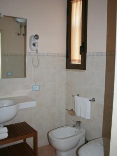 bagno appartamento Geranio