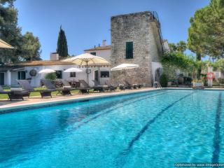 Villa Sant Pere Villa rental Sitges Spain, holiday rental sitges spain, villa in sitges spain, villa to let spain