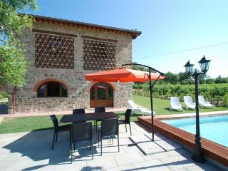 Villa Cora vacation holiday villa rental italy, tuscany, pieve, near florence