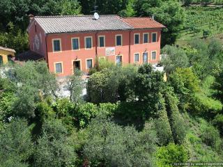 Casa Segromigno Beautiful Lucca Villa in Tuscany