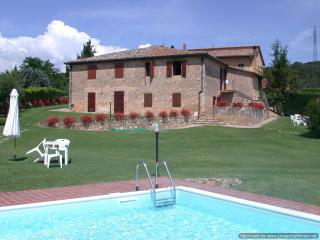 Sovicille Estate - Apartment 2 Rental in the town Sovicille - Tuscany