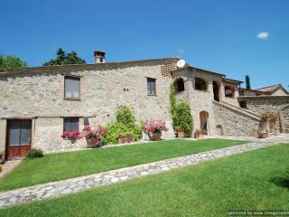 Podere - Arena Rental near Murlo, Tuscany