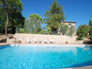Orsina Estate - Minor House rental Murlo,villa to let Murlo Tuscany, self catered rental in Tuscany