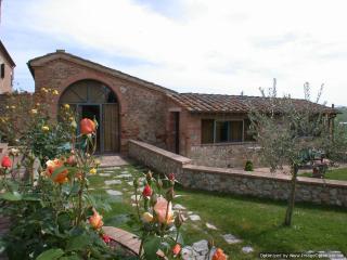 Morina 3 Villa rental near Sovicille Siena