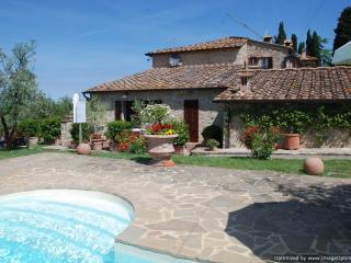 Il Podere - La Parina Monterrigioni Villa rental in the Chianti region