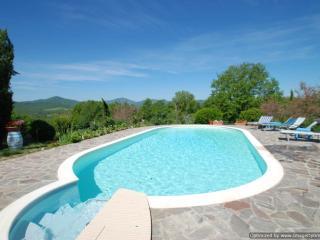 Villa Galgano Monticiano house rental in Tuscany