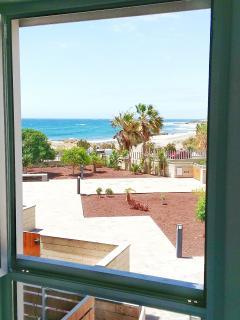 Windows ocean view
