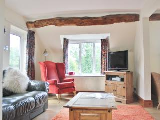 cosy lounge in Cotswold View