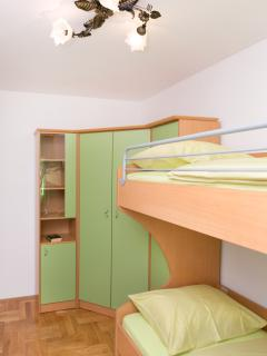 Bedroom #3 - bunk bed