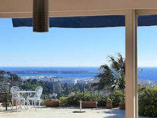 Cannes Côte d'Azur, Luxury apartment 6p, private pool & garden, Le Cannet