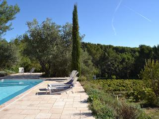 La Cadiere d'Azur Var, Superb villa 9p, Private pool, 3ml from the beaches
