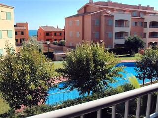 L'Ametlla de Mar, Costa Dorada, Nice apartment 6p, pool, 200 m from the beach