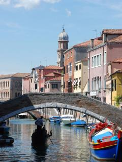 the surroundings are considered the most picturesque in Venice