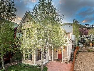 This spacious, updated home is the ideal retreat in the heart of downtown Telluride.
