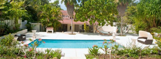 SPECIAL OFFER: Barbados Villa 273 Large, Lush Tropical Foliage Surround A Private Garden Jacuzzi., Saint Peter Parish