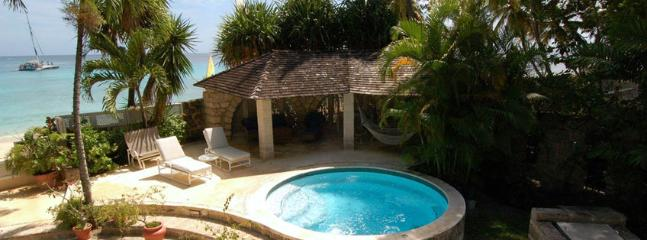 Villa Landfall SPECIAL OFFER: Barbados Villa 287 Offers The Ultimate In Beachfront Luxury, Located Right On Famous Sandy Lane Beach., Saint James Parish