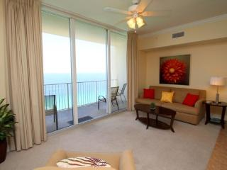 Take in the Spectacular view from our 2 Bedroom THREE Bath on the 26th floor at Tidewater Resort! Free Beach Chair service in 2016, Laguna Beach