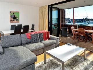Waterfront Apartment on the edge of Viaduct Basin, Auckland, NZ