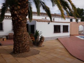 El Olivar - AMAPOLA - Velez Rubio, Almeria