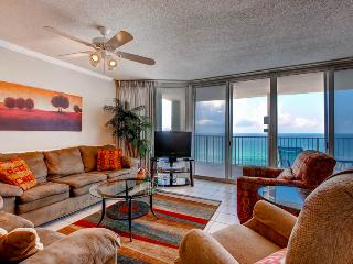 Long Beach Resort 4-1107-2BR-Wall2Wall Gulf Views! HUGE Balcony-RealJoyFunPass