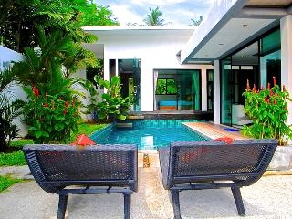 New villa in the beautiful Rawai