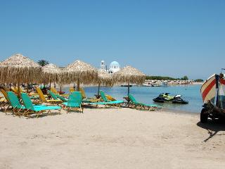 Agistris Isl.-Beachfront House Slps 6/10, Skala
