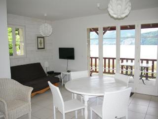 SAINT JORIOZ, maison 10m du lac, jardin, 4PERS, Annecy