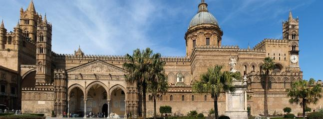 Cattedrale di Palermo a 5 minut a piedi da Casa Rabboni