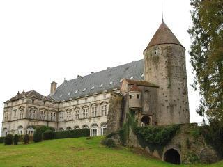 Chambres d'hote - Le Chateau de Frasne, Room 7, Gy